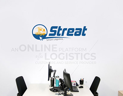 Streat Logo & Brand Identity