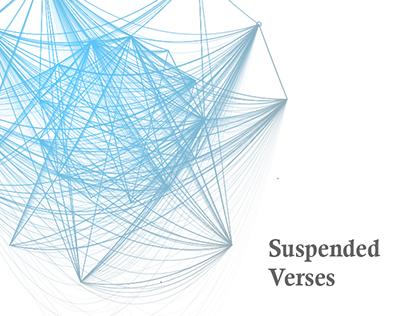 Suspended Verses: Generative Art