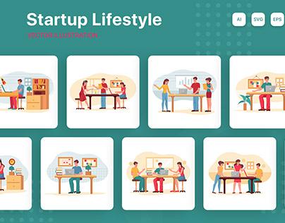 M180_Startup Illustrations