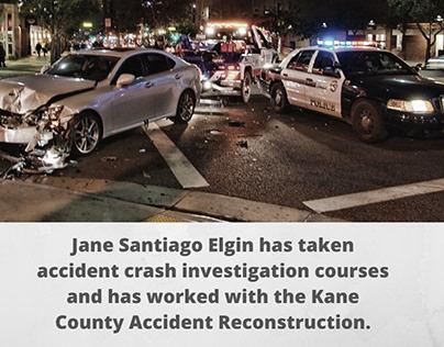 Jane Santiago Elgin - Accident Crash Investigation