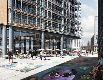 Berlin - Renzo Piano Building Workshop