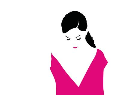 Girls *illustrations
