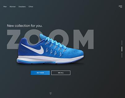 Nike Zoom Promo