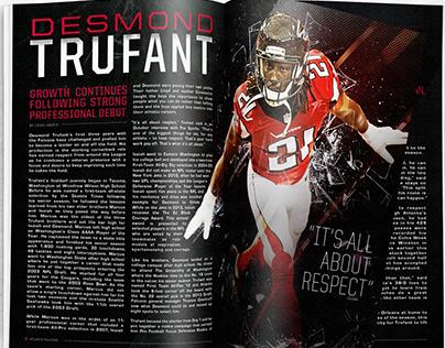 Atlanta Falcons Rookie Season | Playbook Pages