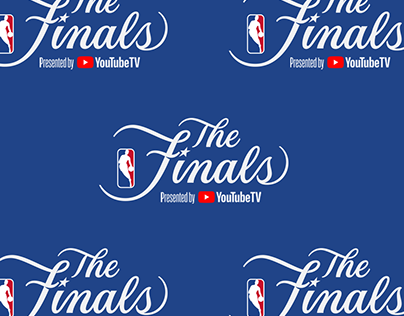 NBA Finals Logo Reimagined