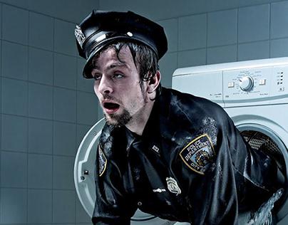 Calgon / Policeman