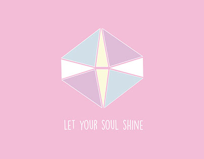 Geometric Design - Let Your Soul Shine