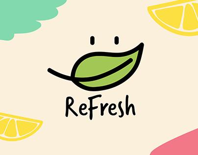 """Design and Entrepreneurship """"ReFresh"""""""