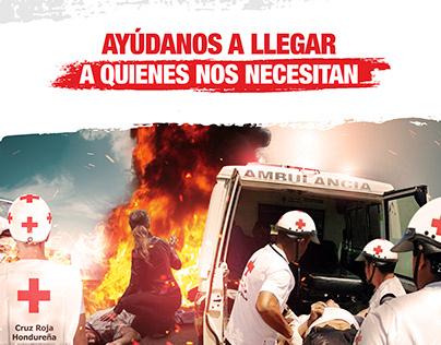 Ayúdanos a Llegar - Cruz Roja Hondureña