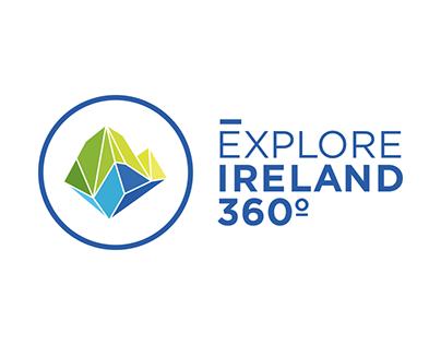 Explore Ireland 360° Branding