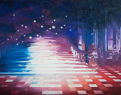 Stairway to Beyond Art