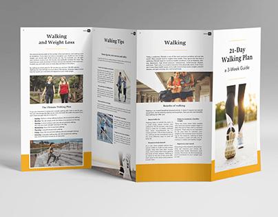 Fitness Plan Brochures