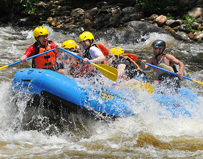 South africa river rafting adventure