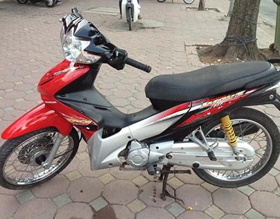 Địa điểm cho thuê xe máy ở Hà Nội