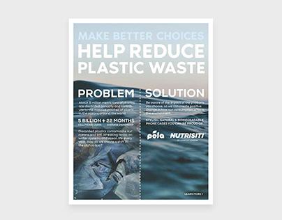 Plastic Waste + Eco Plastics