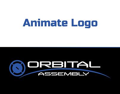 Animate Logo Orbital Assembly