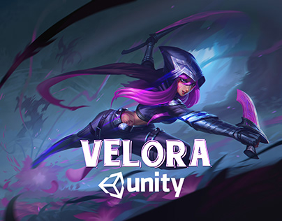 VFX Velora - Shadow Knight by Thao Khuc