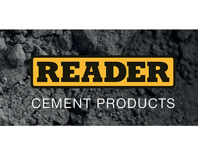 Reader Cement Products
