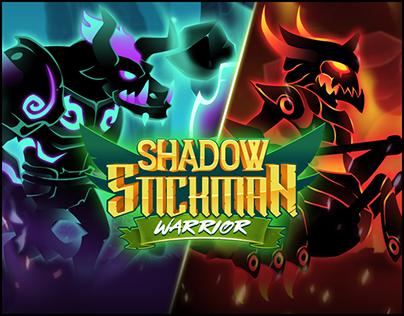 Project: Shadow Stickman - Boss