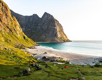 Summery Norway