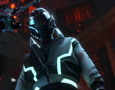 Cyber Avenger