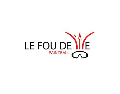 Logo - Le fou de l'île