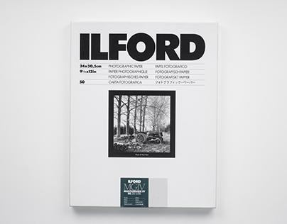 ILFORD TYPE