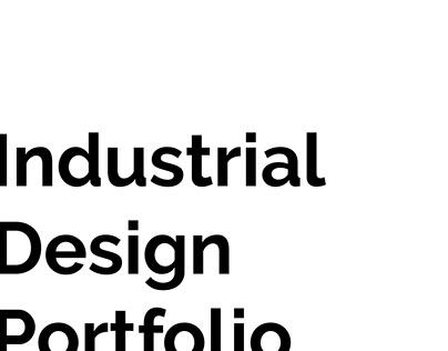 Industrial Design Portfolio 2018