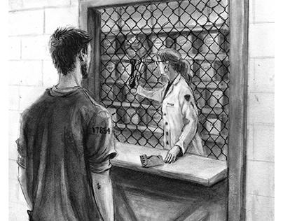 Prison Nurse Scene