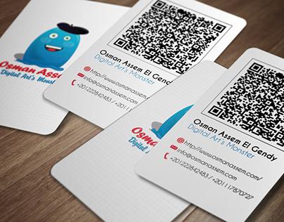 Osman Assem Business Card