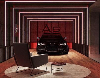 Audi A6 Pre-Launch
