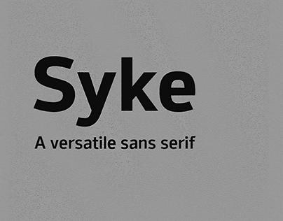 Syke - Type Family