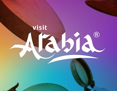 Visit Arabia Branding
