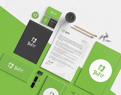 Fitness - Branding Design