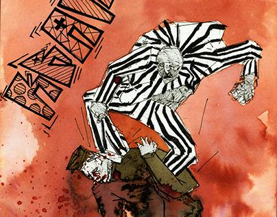 Prison Break- Comic Book