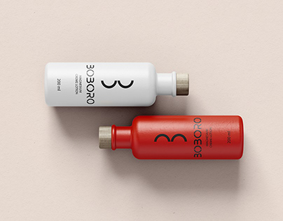 UNDERWEAR AND BODY CARE PRODUCTS/Branding Design