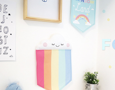 Decor for Kids Rooms -Basic Cuteness