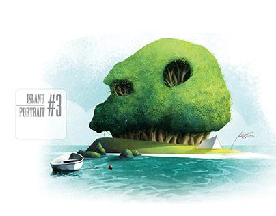 Island #3 Portrait