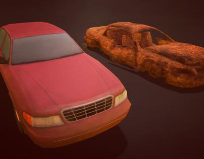 3D models Unity Games