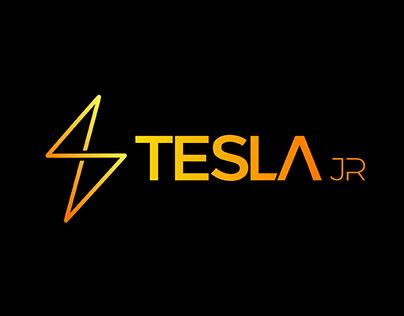 Identidade Visual - Tesla Junior