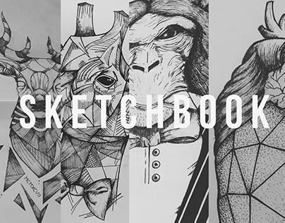 Sketchbook #01