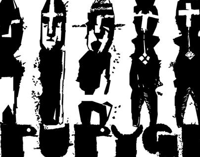 «PUPYGI» Typeface