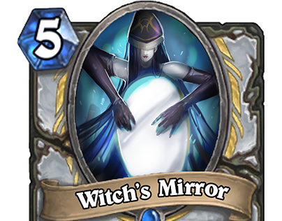 Hearthstone: Witch's Mirror