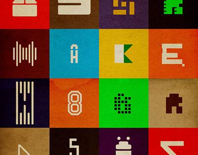 Type design 2002–2014