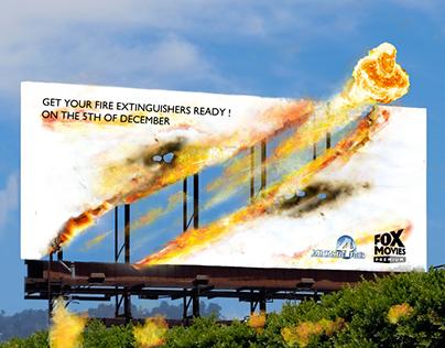 Fox Movies Billboards