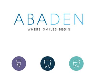 Abaden full branding and art direction