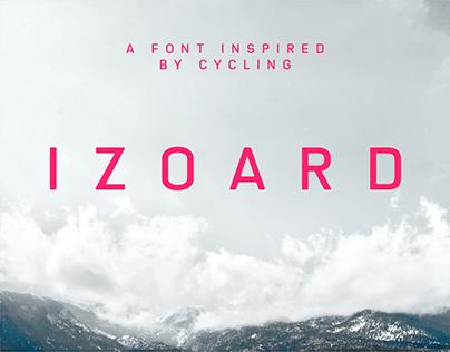 Izoard Font