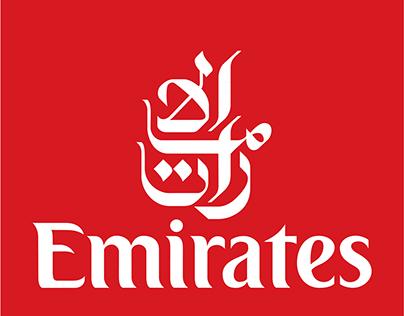 Emirates Website Redesign