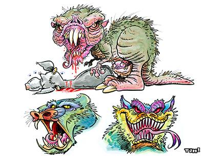 Creature/Monster Design