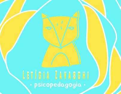 Identidade Visual // Letícia Zavaschi